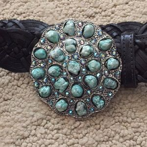 Gorgeous leather belt!